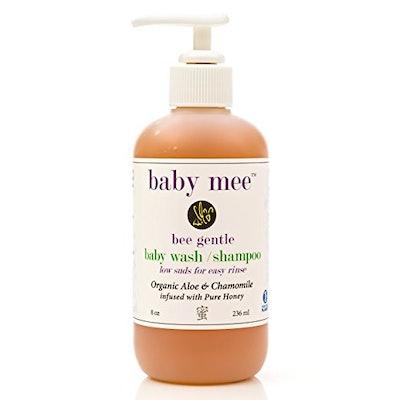 Baby Mee Bee Gentle Baby Shampoo And Body Wash