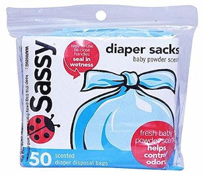Sassy Disposable Diaper Sacks