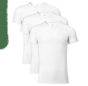 Genuwin Bamboo Rayon Undershirts (3-Pack)