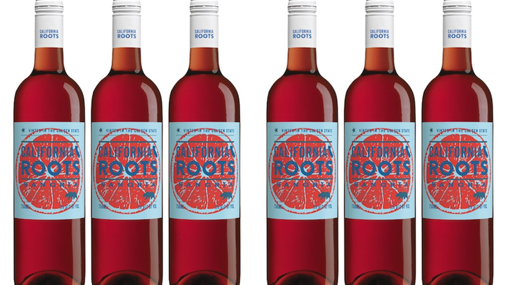Target's New California Roots $5 Sangria Wine Bottles Will