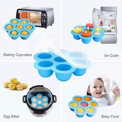 Sugaroom Silicone Egg Bites Mold