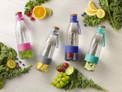 Ello Glass Infuser Bottle