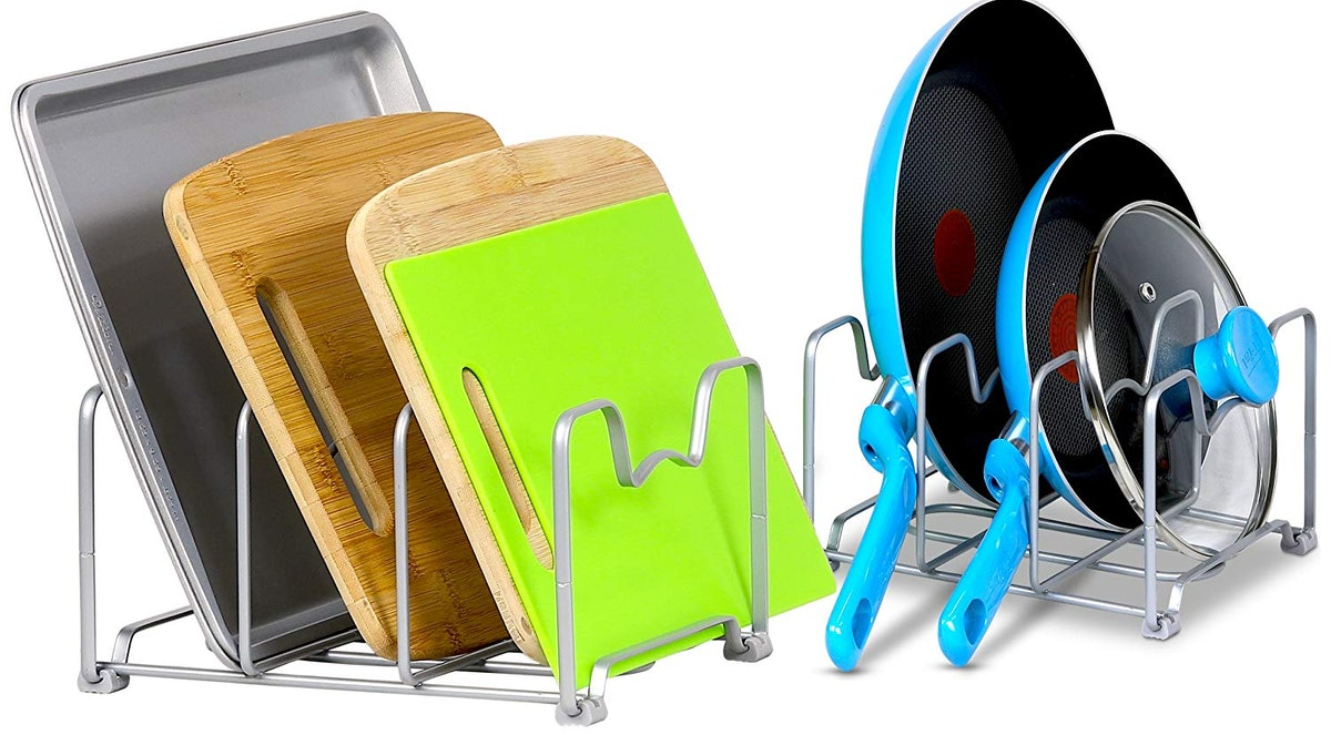 Simple Houseware Cabinet Organizer (2 Pack)