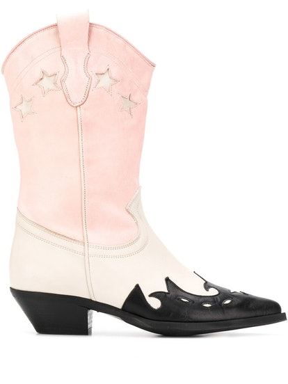 Star Western Style Boots