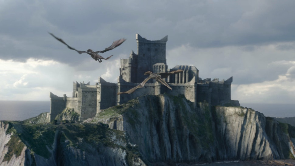 What Do The Dragon Names Mean On 'Game Of Thrones'? Their Namesakes
