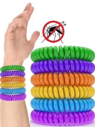 Zekpro Mosquito Repellent Bracelets (12 Pack)
