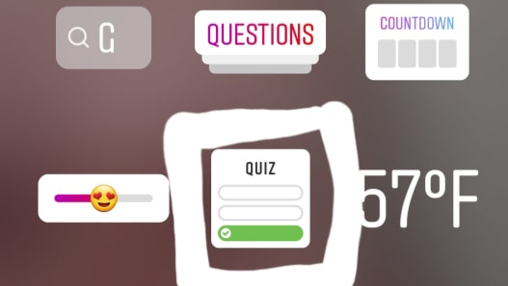 These 20 Question Ideas For Instagram's Quiz Sticker Will Keep Your