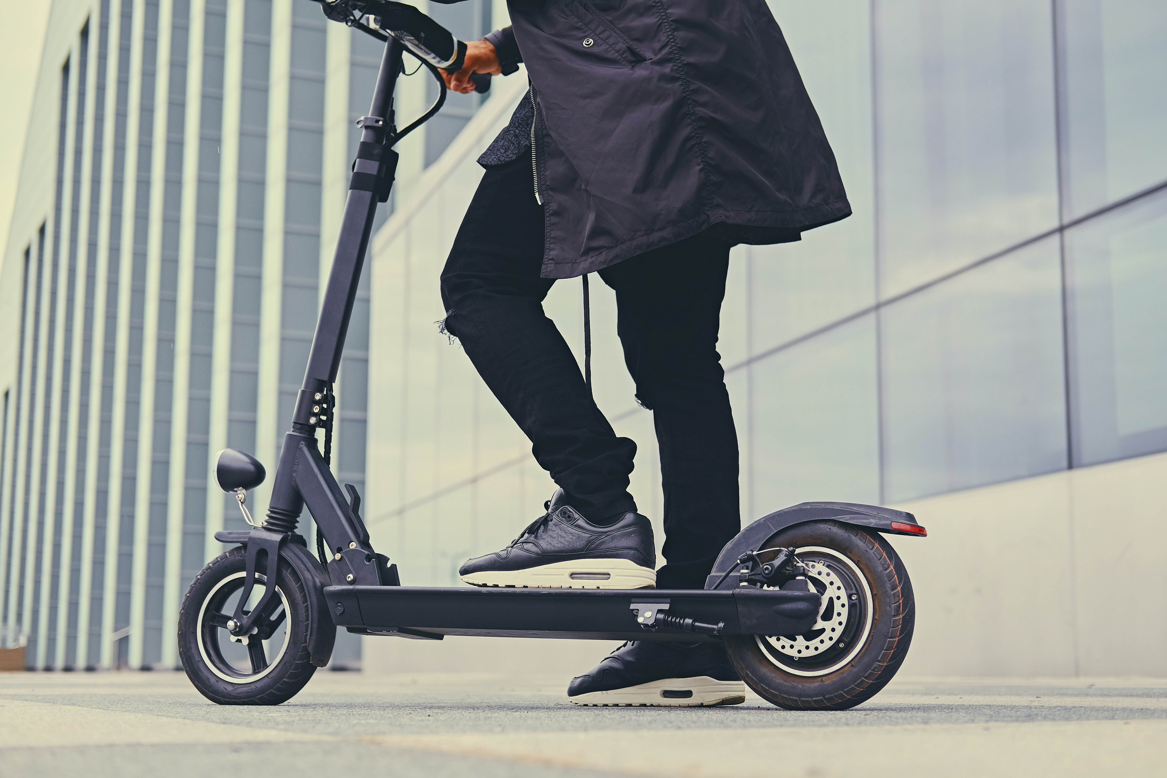 Are e-scooters safe? Not really, but these cities are trying