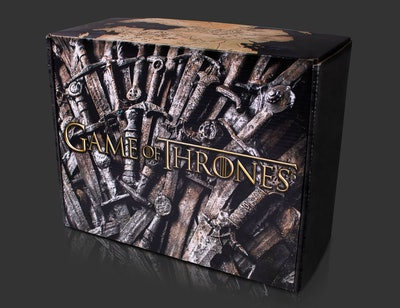 'Game Of Thrones' Subscription Box