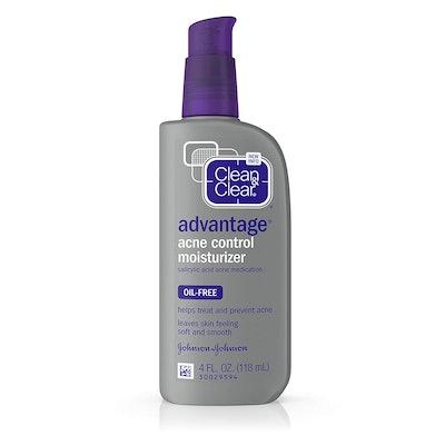 Clean & Clear Advantage Acne Control Moisturizer (3-Pack)
