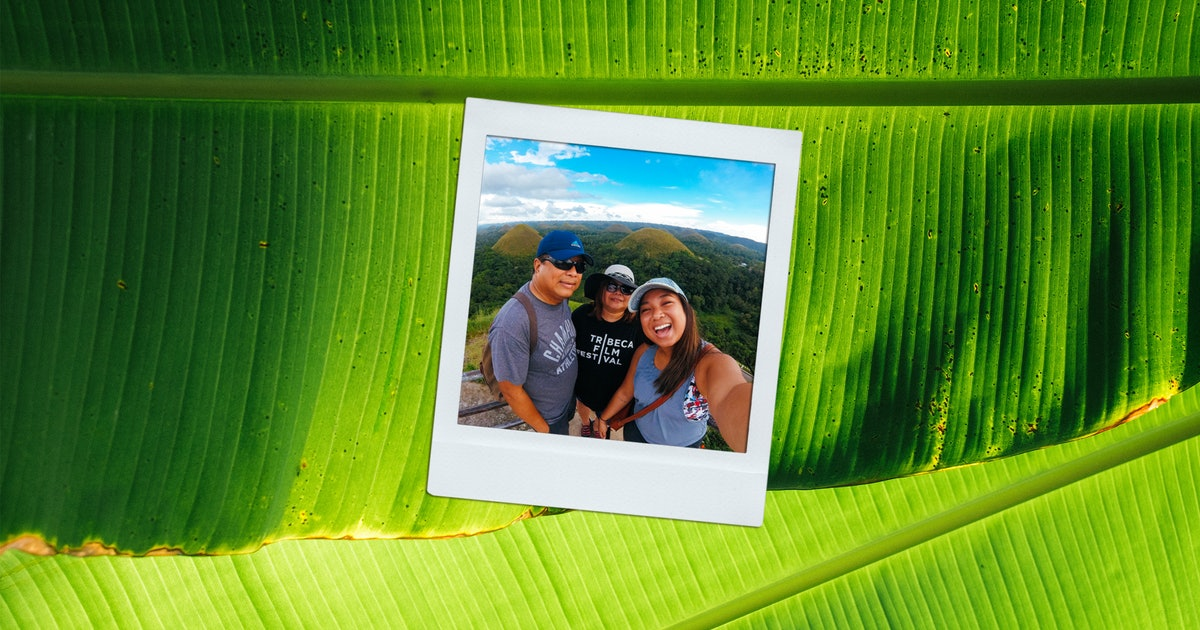 Traveling To The Philippines With My Parents Completely Changed The Way I See My Childhood