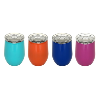 Insulated Wine Tumblers 4-PacK