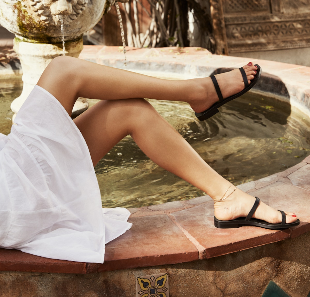 What's In Reformation's Shoe Collection? See EVERY Pedi-Ready Pair