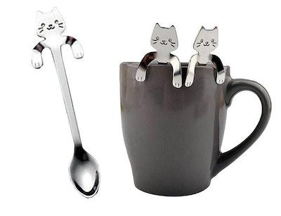 YJYdada Cat Spoon