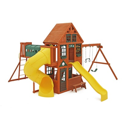 Orchard View Manor Playset