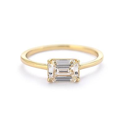 Silverlake Diamond Solitaire
