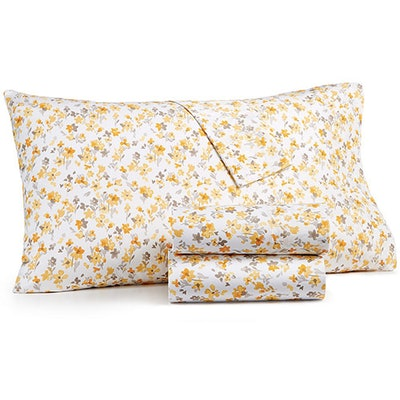 Martha Stewart Collection Printed Sheet Set