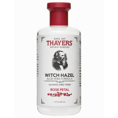Thayers Rose Petal Witch Hazel Toner