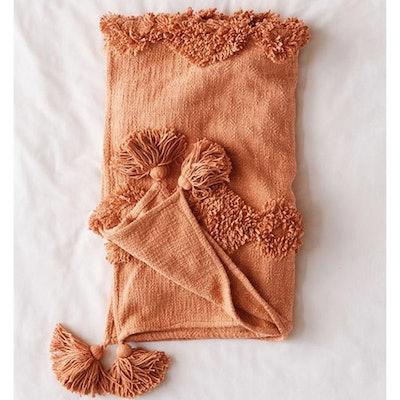 Rosie Tufted Throw Blanket