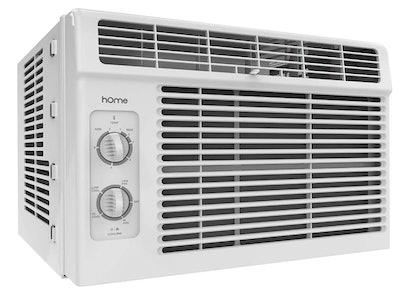 hOmeLabs 5,000 Btu Window-Mounted Air Conditioner