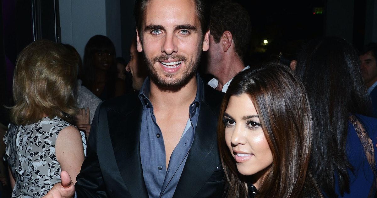 Kourtney Kardashian & Scott Disick's Instagrams Reveal A Lot About Their Relationship