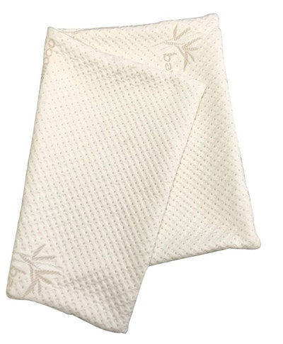Snuggle Pedic Removable Kool Flow Pillow Cover, Queen