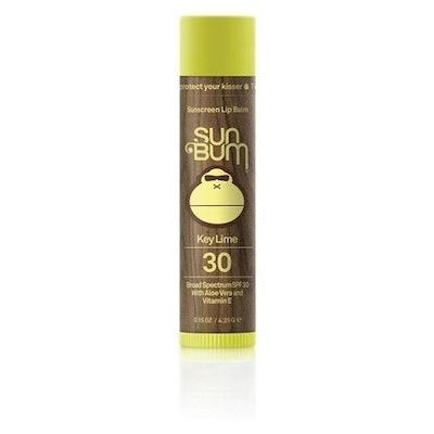 Sun Bum Key Lime Sunscreen Lip Balm