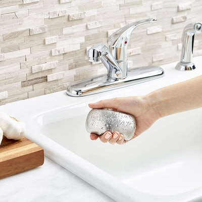 Amco Rub-A-Way Stainless Steel Odor Absorber