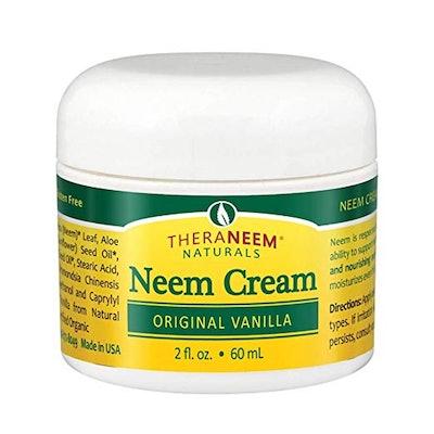Theraneem Naturals Vanilla Neem Cream