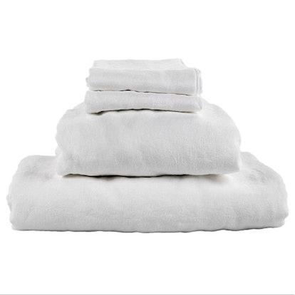 Brielle Cotton Linen Sheet Sets