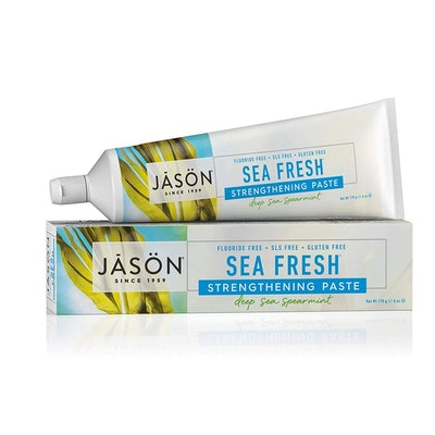JĀSÖN Sea Fresh Strengthening Toothpaste
