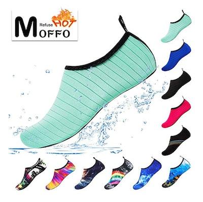 MOFFO Women's Barefoot Water Shoes