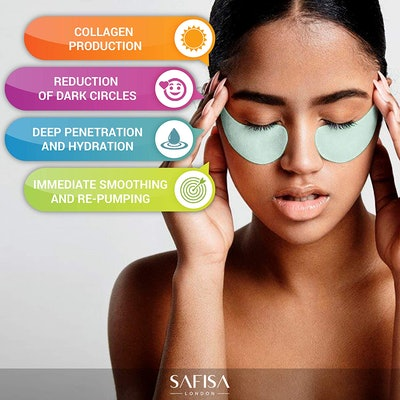SAFISA Collagen Eye Patches