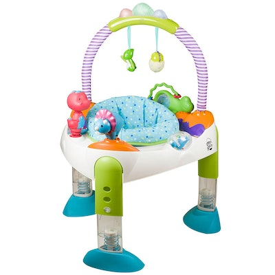 Exersaucer Fast Fold and Go Activity Center