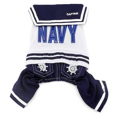 Navy Sailor Captain Costume