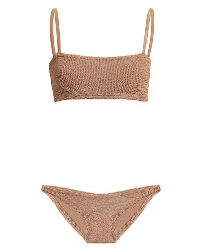 Gigi Cocoa Bikini Set