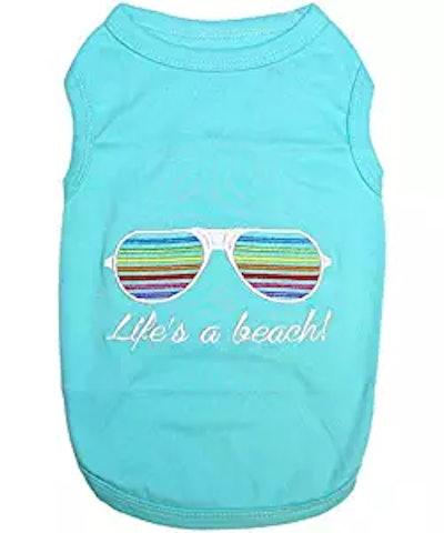 Life's A Beach Tee Shirt