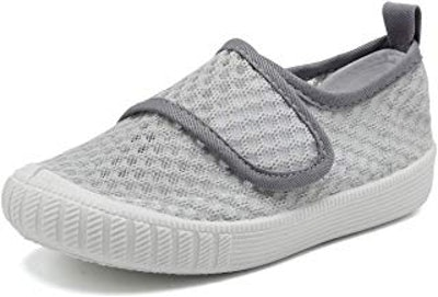 Breathable Mesh Slip-On Sandals
