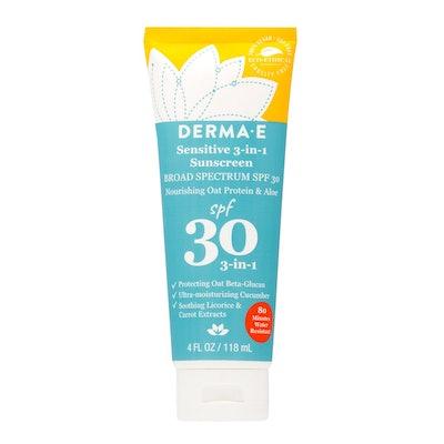 Sensitive 3-in-1 Sunscreen SPF 30