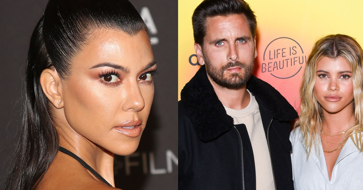 Kourtney's Comments About Sofia & Scott On 'Keeping Up With The Kardashians' Show There's No Drama