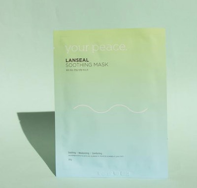 Lanseal Soothing Sheet Mask