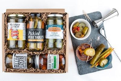 Boozy Pickles Box
