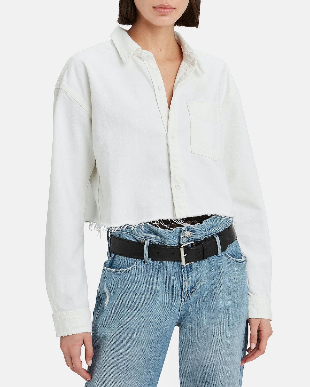 Cristy Denim Shirt