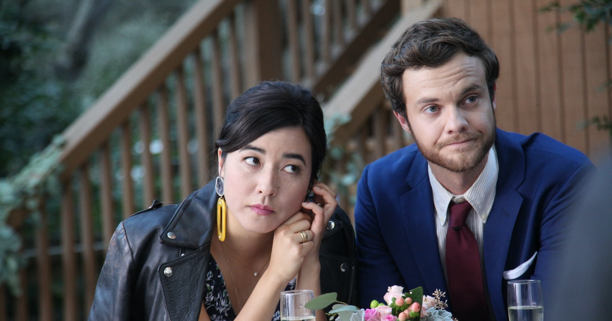 How Maya Erskine's 'Plus One' Character Subverts The Perky Rom-Com Leading Lady Stereotype