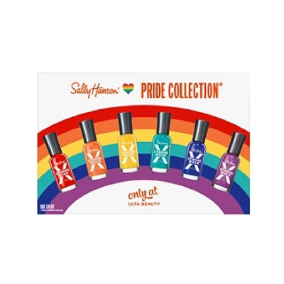 Sally Hansen Xtreme Wear Pride Nail Color Collection