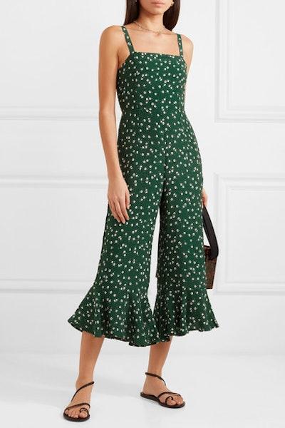 Faithfull The Brand Lea Floral Jumpsuit