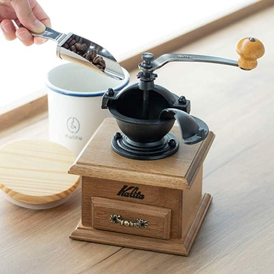 Kalita Hand-Ground Coffee Mill