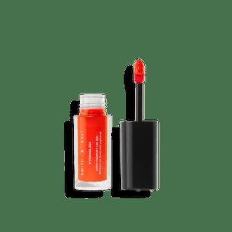 High-Pigment Lip Gel in Neon Orange
