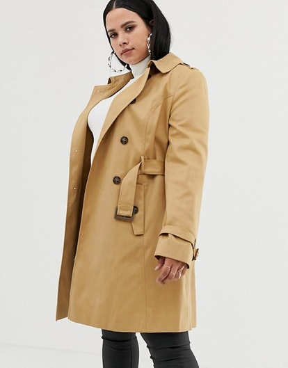 Curve Classic Trench Coat