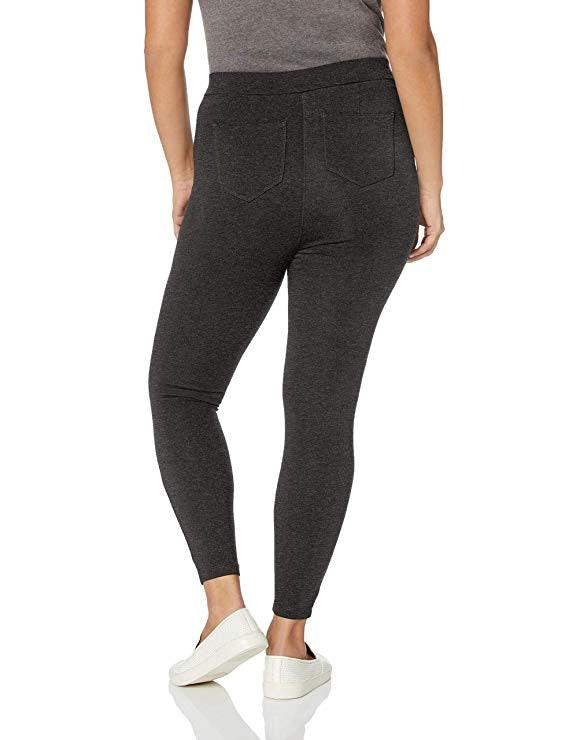 Womens H/&M Black Leggings Ladies New Plus Size HIGH WAIST PLUS SIZE S-XL Free pp